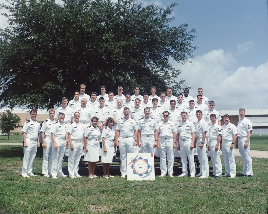 naval nuclear power school