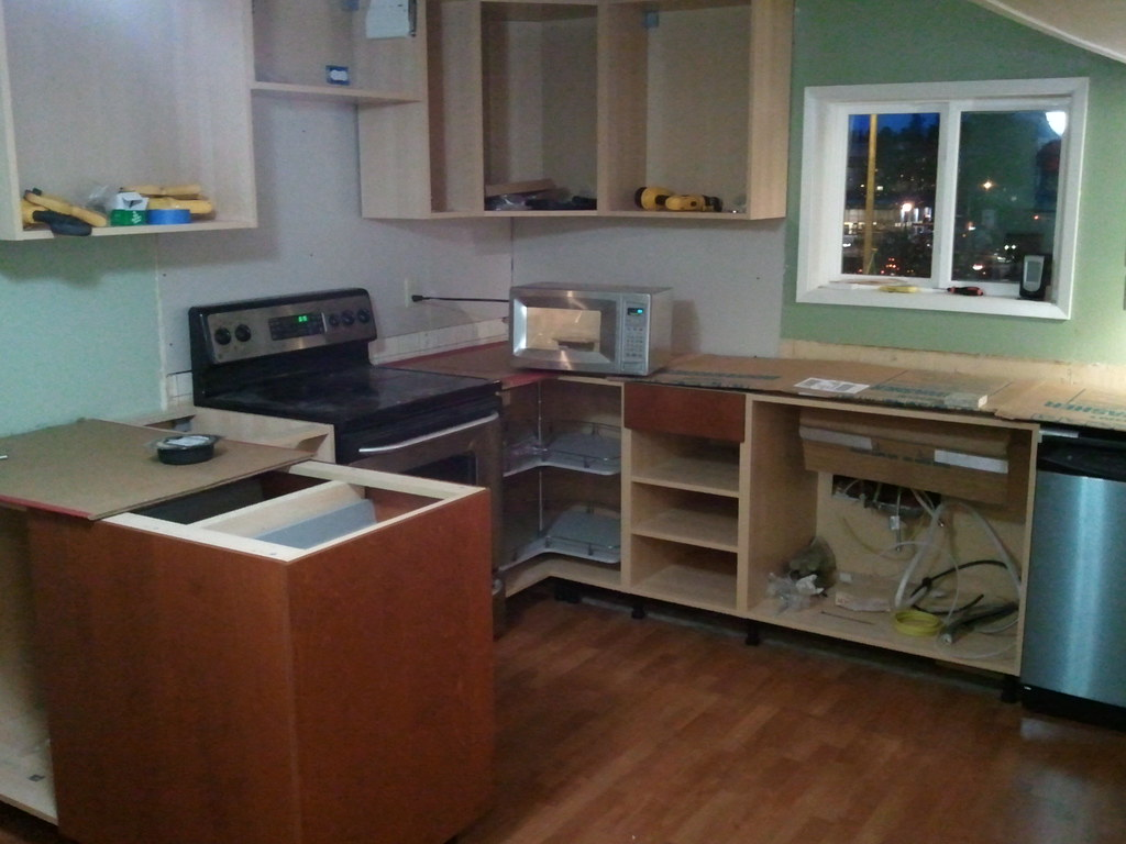 Image Result For Kitchen White Cabinets