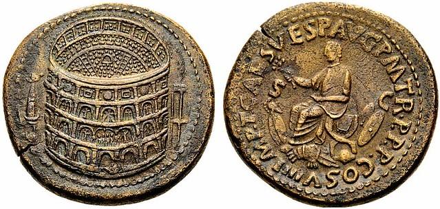 коя е най-красивата римска монета 5495638427_3ef36f91cf_z