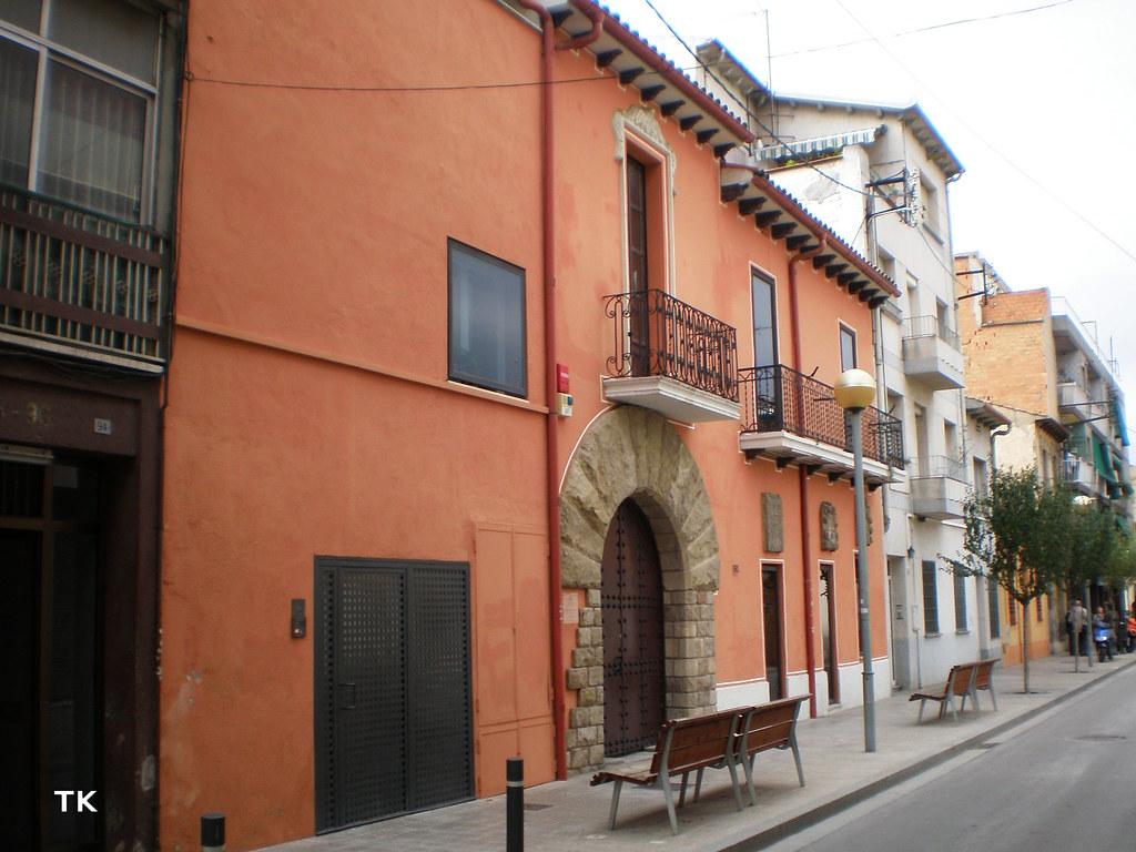 Casa museu abell mollet del vall s casa museu abell - Casas en mollet del valles ...