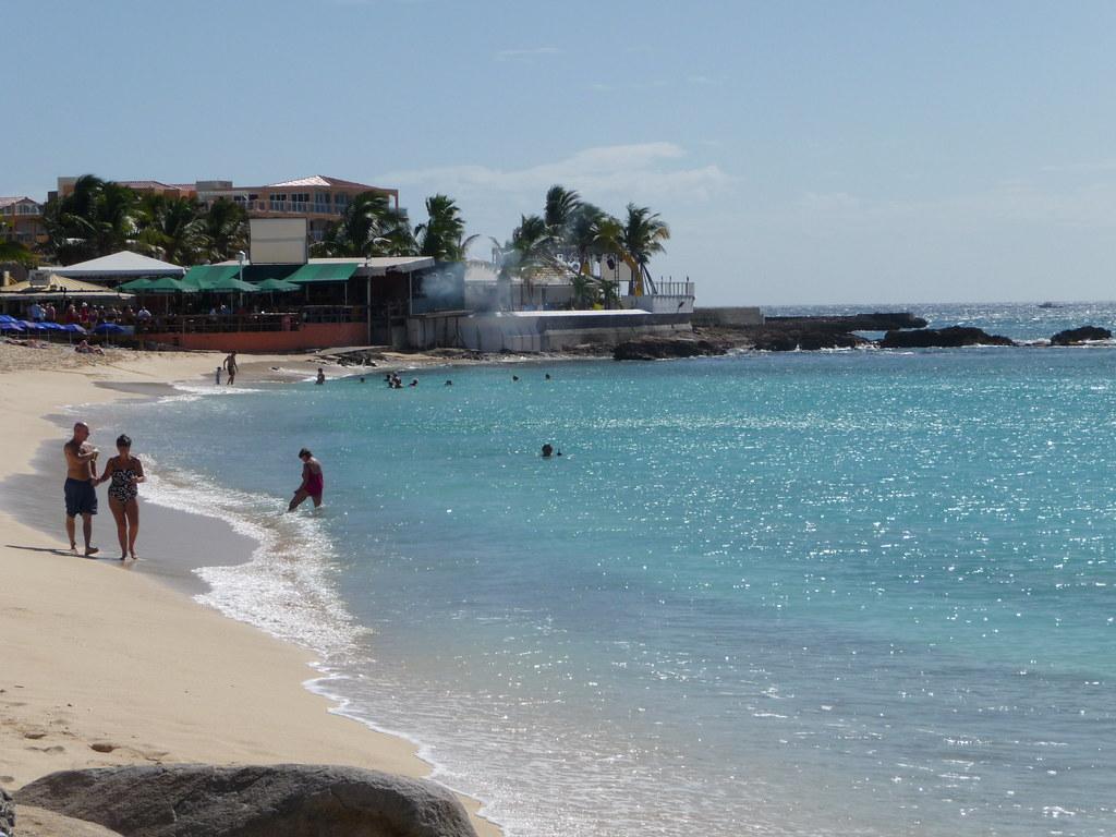 Maho Beach St Martin