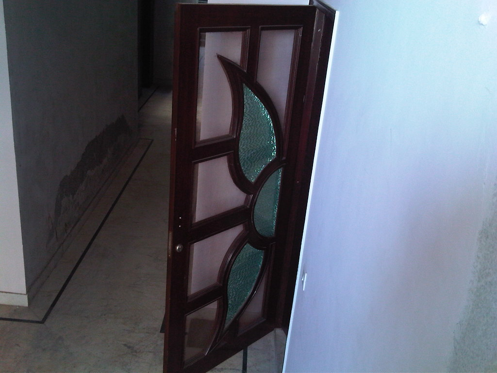 Image Result For White Glass Door