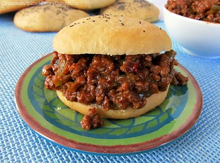 Homemade Sloppy Joes | by CinnamonKitchn