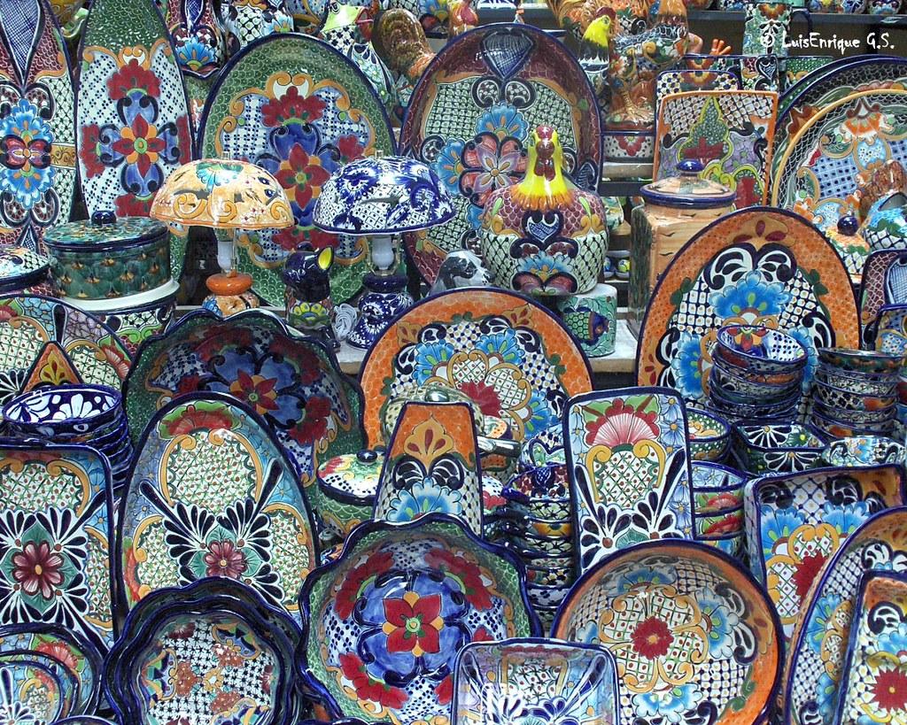 Alfarer A Y Cer Mica San Miguel De Allende Guanajuato