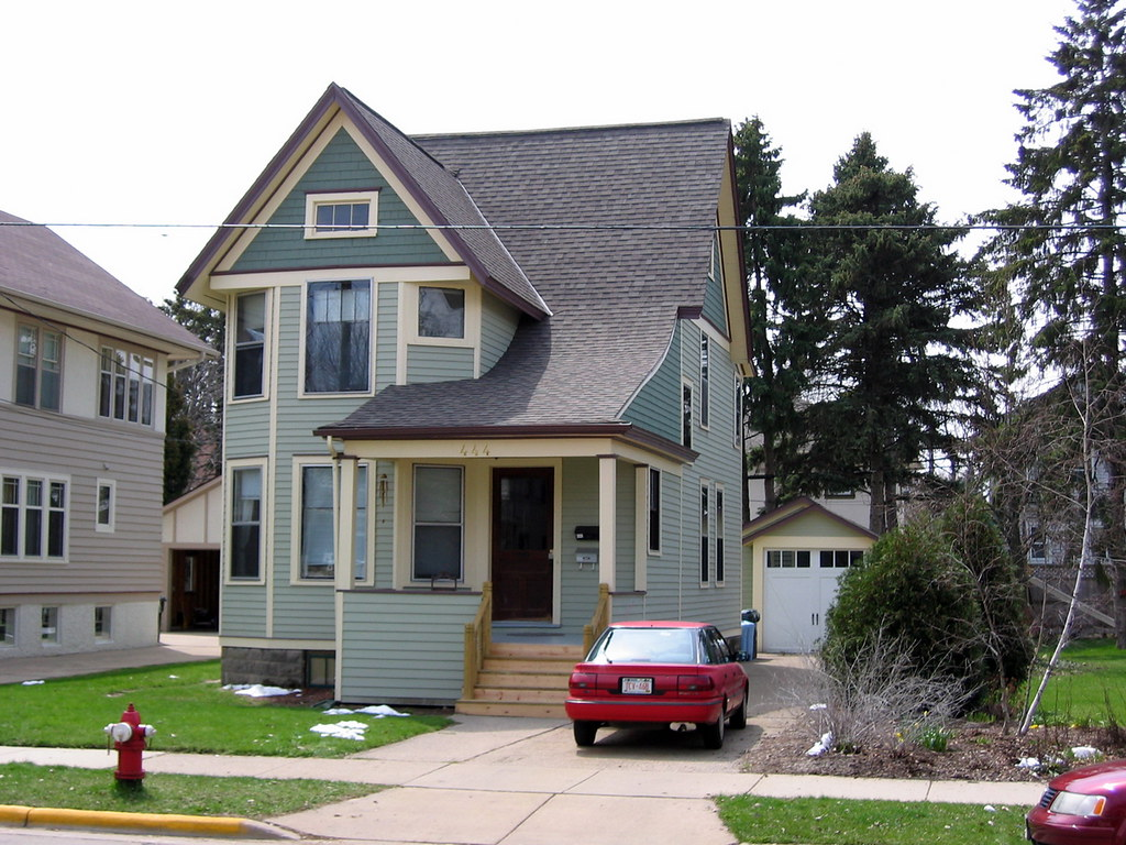 444 N Baldwin St Madison Wi This Modest Victorian
