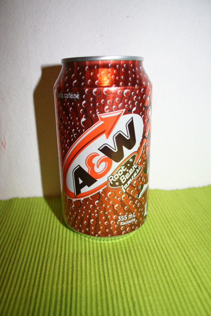 canadian a u0026w root beer