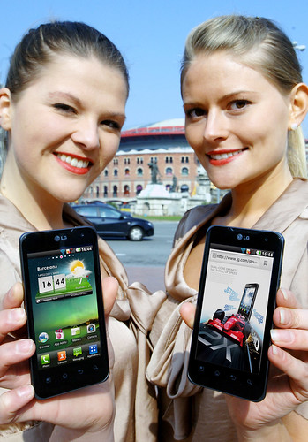 WORLD'S FIRST DUAL-CORE SMARTPHONE COMES TO EUROPE | by LGEPR