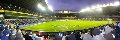 White Hart Lane Panoramic, Tottenham Hotspur FC | by tothe92