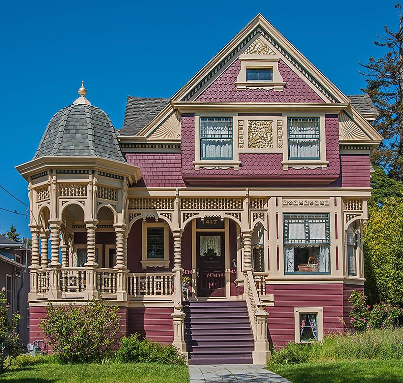 Alameda California Victorian Home 4 7 2014 It 39 S Said