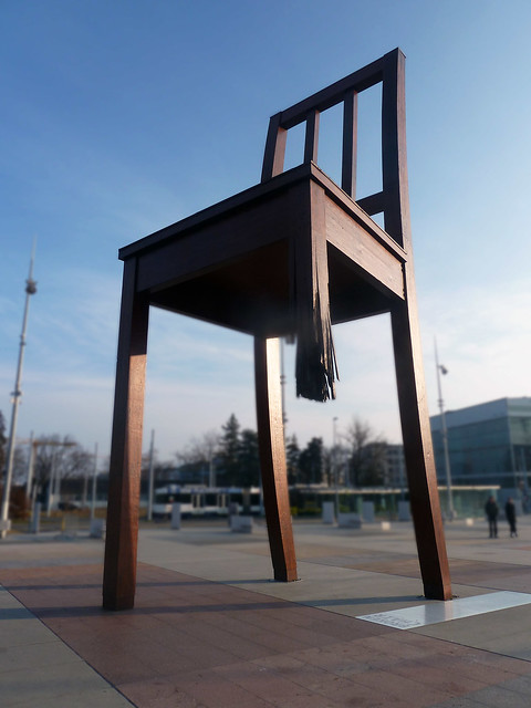 broken chair geneva switzerland flickr photo sharing. Black Bedroom Furniture Sets. Home Design Ideas
