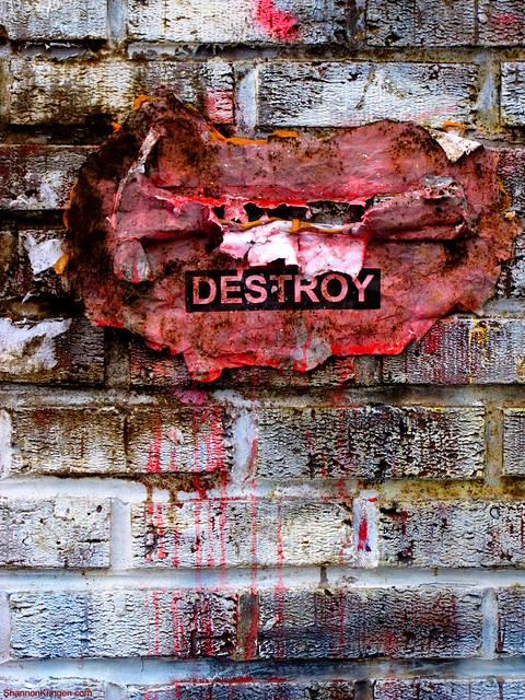 DestroyFlickr