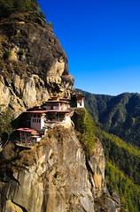 "Taktshang ""Tiger Nest"" Monastery by sanjaygurung"