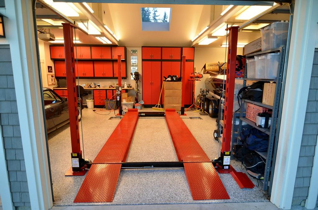 Car Storage Lift For Sale