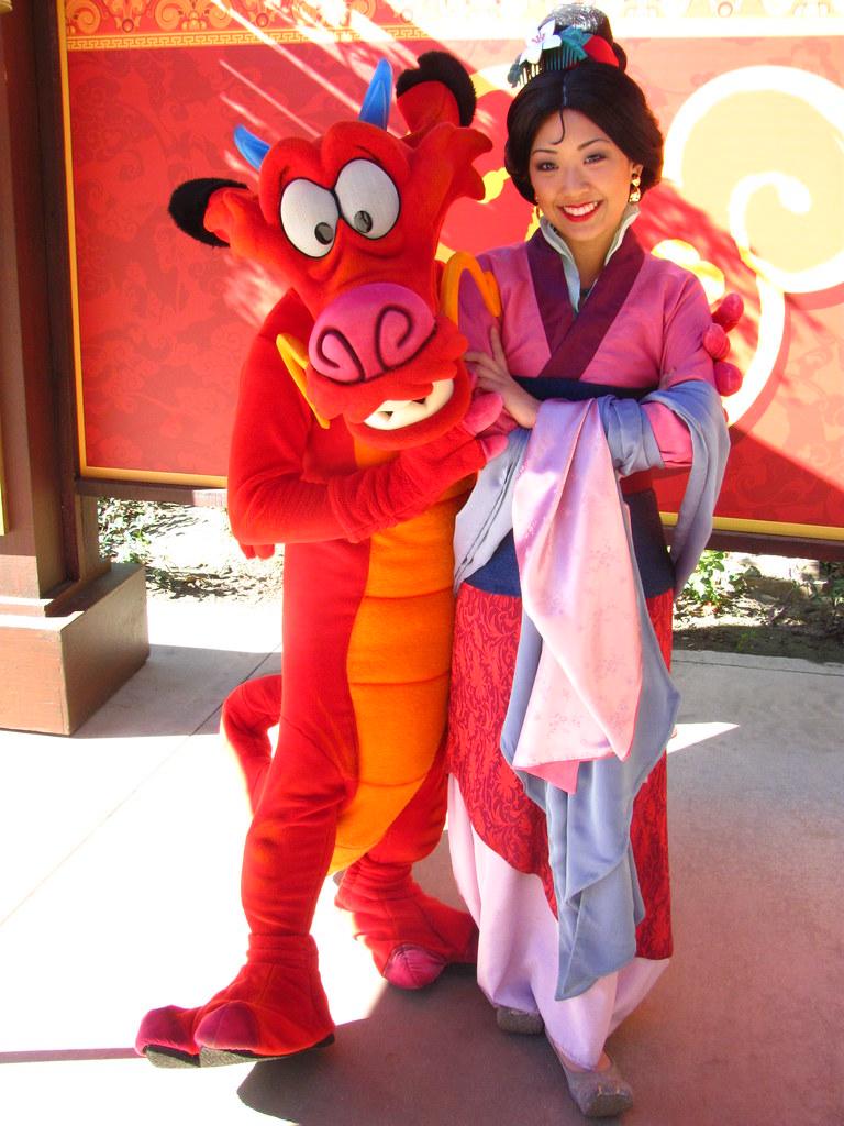Image Result For Mulan And Mushu