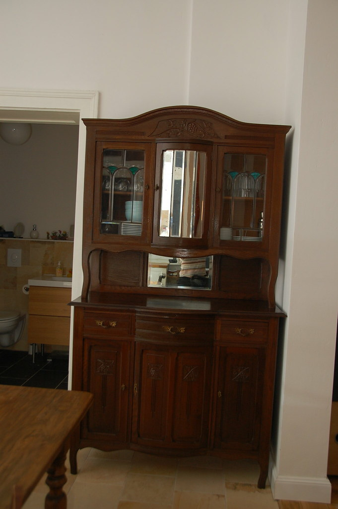 Oak Cabinet Kitchen Counter Tops