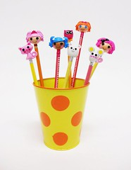 Pencil Toppers! by Ɲ¡ƙƙ¡