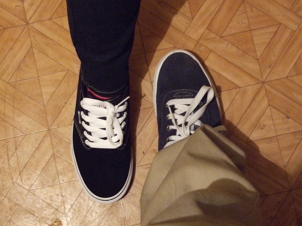 Do Vans Shoes Stretch