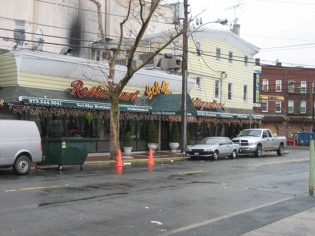Sol Mar Restaurant Awning In Newark Nj Majestic Awnings
