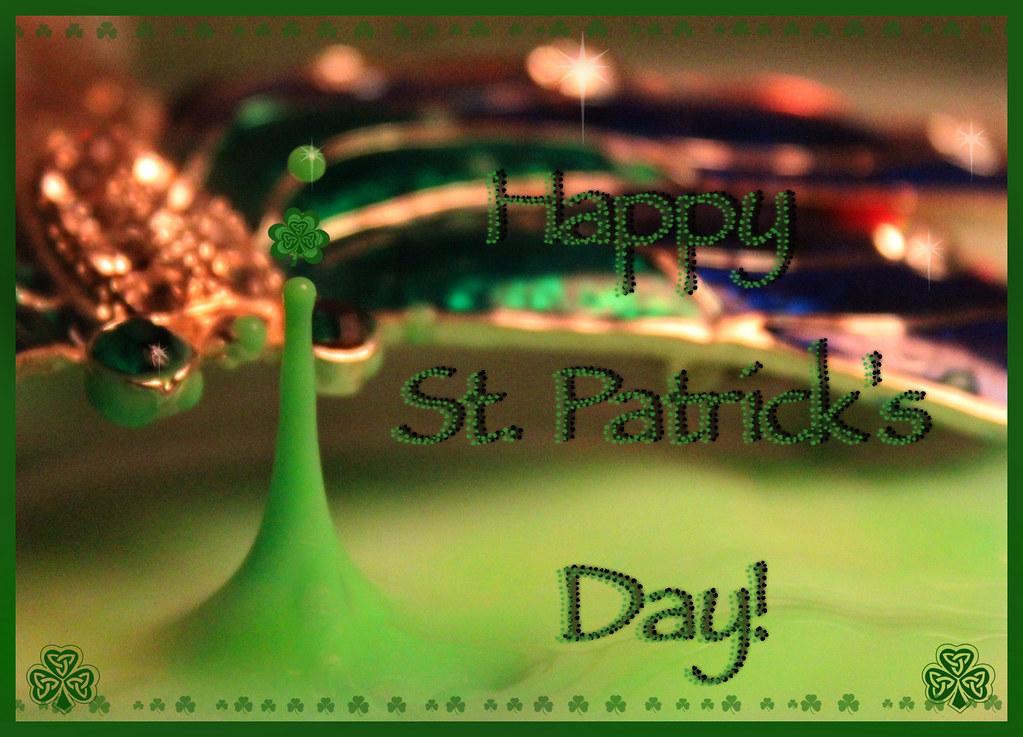 Happy St. Patricks Day to my Flickr Friends | www.youtube ...