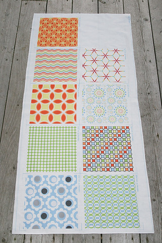 Spoonflower Sample Sheet | by Fresh Lemons : Faith