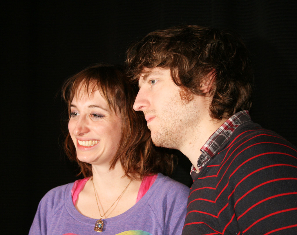 Isy Suttie And Elis James Mara Flickr