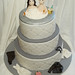 Spa Wedding Cake
