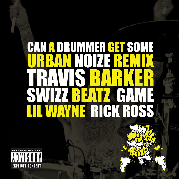 Lil Wayne Games For Ps3 : Travis barker swizz beatz game lil wayne rick ross