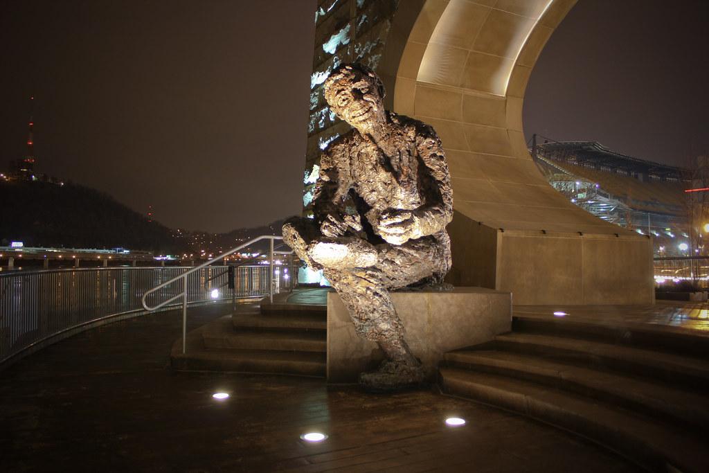 Mister Rogers Statue Mister Rogers Statue