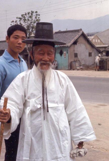 174 Korean Old Man  Flickr - Photo Sharing-6273