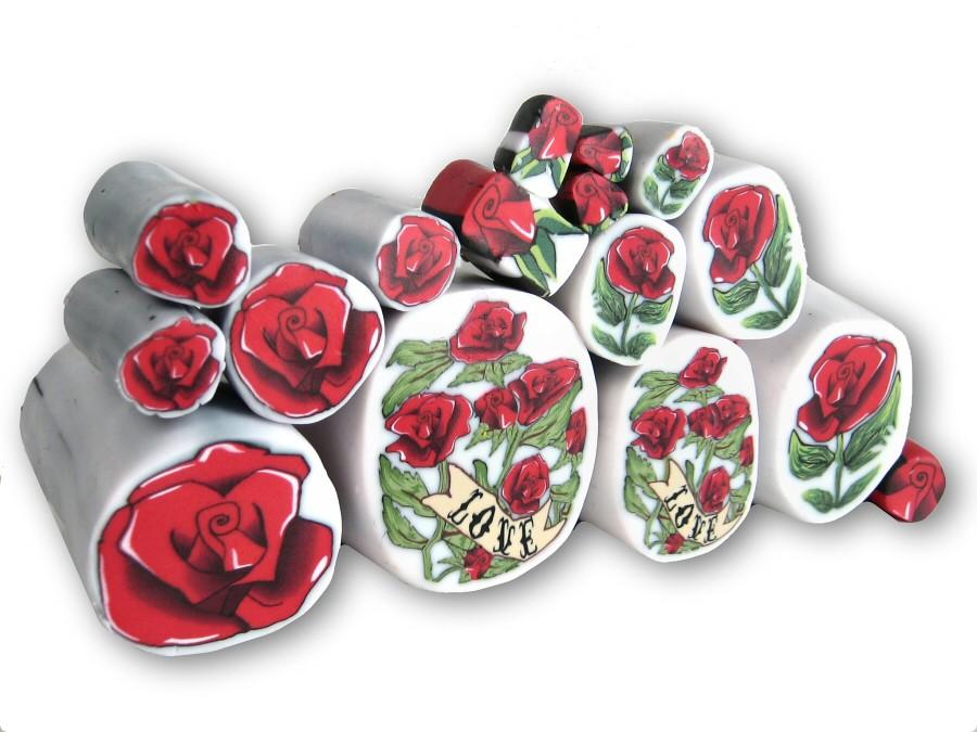 cannes love roses cannes en p te polym re sophie arzalier flickr. Black Bedroom Furniture Sets. Home Design Ideas