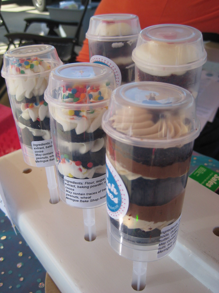 Push Up Cake Pops Containers En Mexico