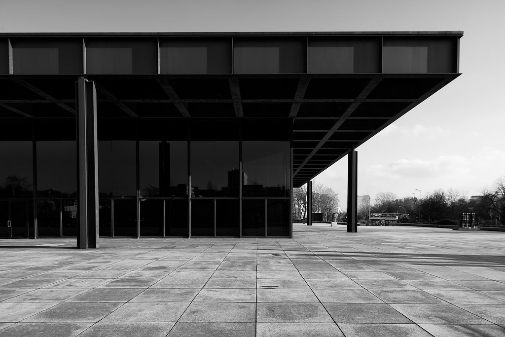 neue nationalgalerie berlin view in lightbox lietz. Black Bedroom Furniture Sets. Home Design Ideas