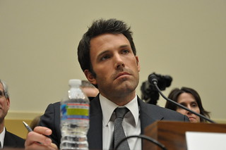 Ben Affleck testifying to Congress on the Democratic Republic of Congo. | by Medill DC