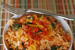 korean inspired rice bowl | by Sarah :: Sarah's Cucina Bella
