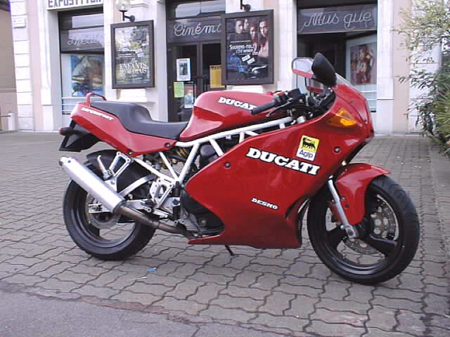 Ducati Supersport R Rear Fender Removal Kit