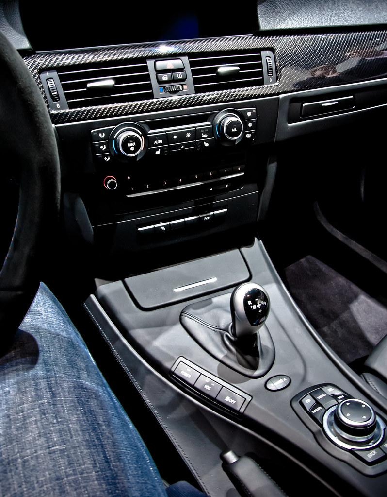 Geneva Motor Show 2011 - BMW M3 Coupe Interior | BMW's ...  Geneva Motor Sh...