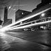 Congress Avenue Light Streaks