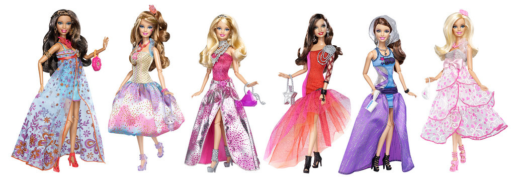Barbie Fashionista Commercial Barbie Fashionistas In The
