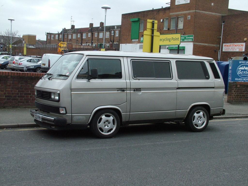 Vw Caravelle Gl 1988 Volkswagen Caravelle Gl 112 Minibus