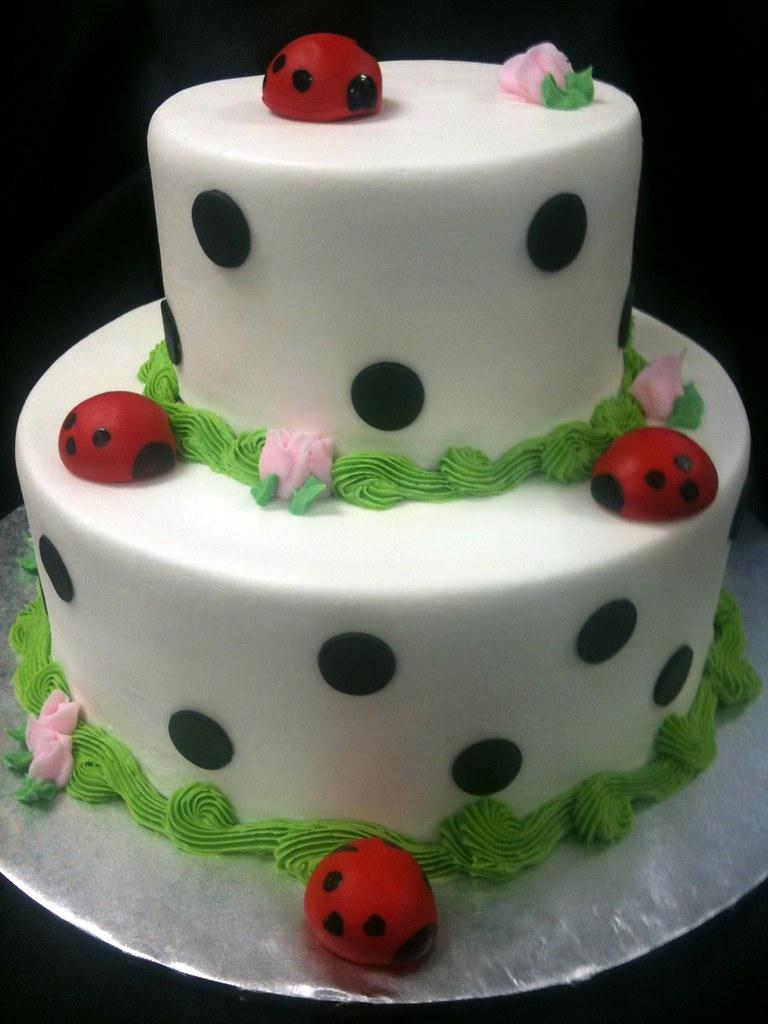 Ladybug Cake Pan