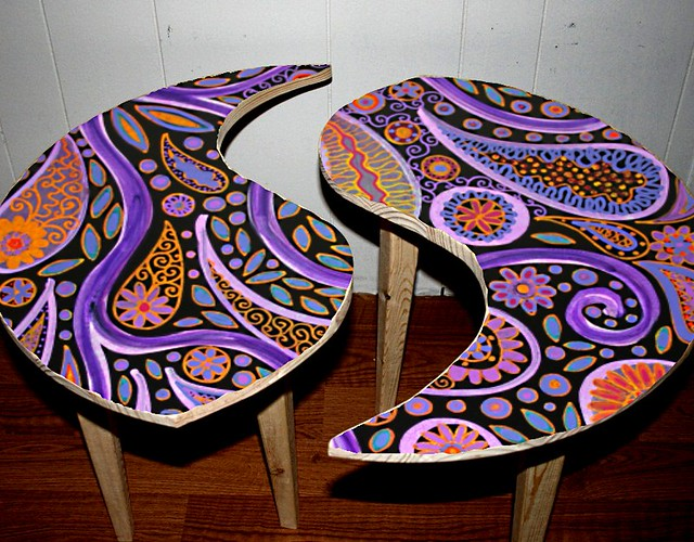 Yin Yang Coffee Table For Aimee In Miami Flickr Photo Sharing