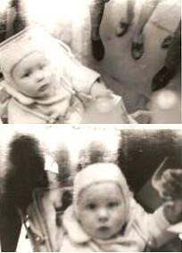 Baby Julian Lennon