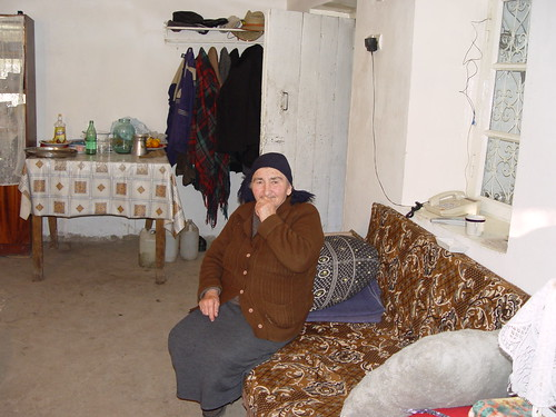 Concerned about agricultural productivity, Kornidzor community, Syunik region | by UNDP in Europe and Central Asia