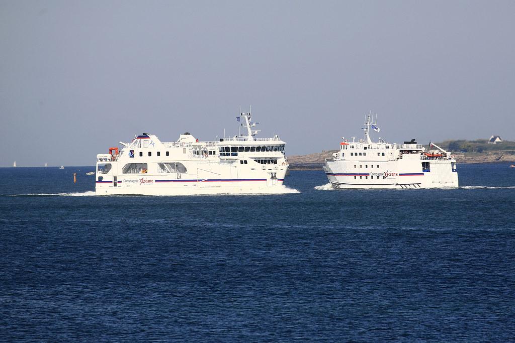 les bateaux de la compagnie oc ane vers l 39 ile de groix c. Black Bedroom Furniture Sets. Home Design Ideas