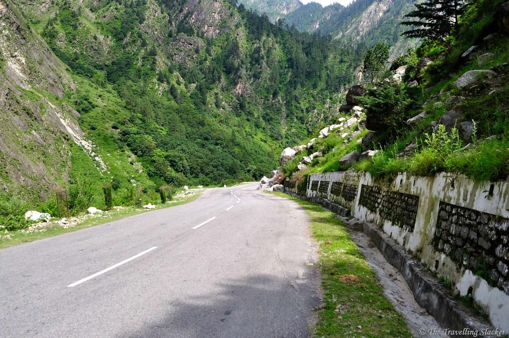 NH 58, Govindghat