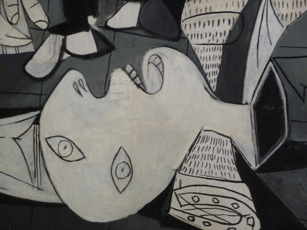 meaning behind picassoe guernica Discover the dark history of the spanish civil war through the eyes of spanish painter pablo picasso's masterpiece, guernica.