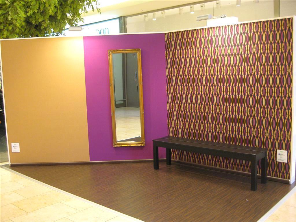tapeten on tour essen neue kollektion von p s flickr. Black Bedroom Furniture Sets. Home Design Ideas
