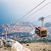 Cable car of Dubrovnik