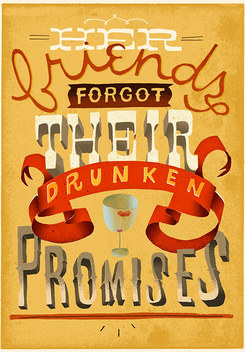drunken promises | by frogers