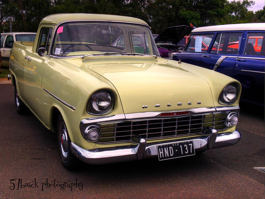 1962 Ek Holden Ute The Ek Is Probably My Favourite Model O Flickr